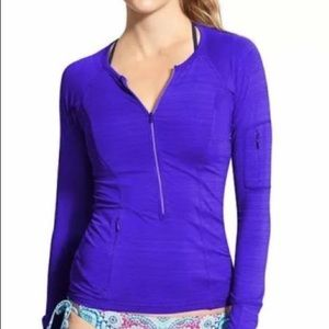 ATHLETA Pacifica 2.0 UPF 50+ Longsleeve Shirt TALL